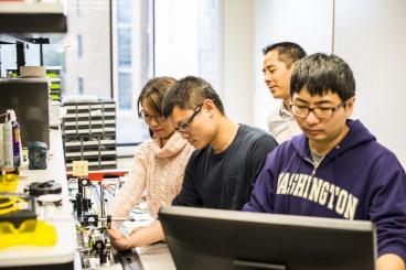 University of Washington medical engineers