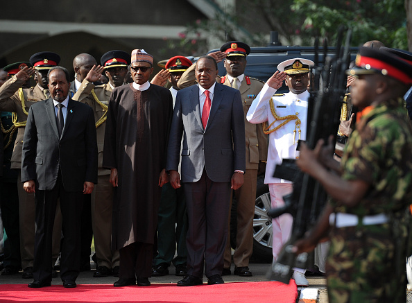 Kenya Eldoret memorial
