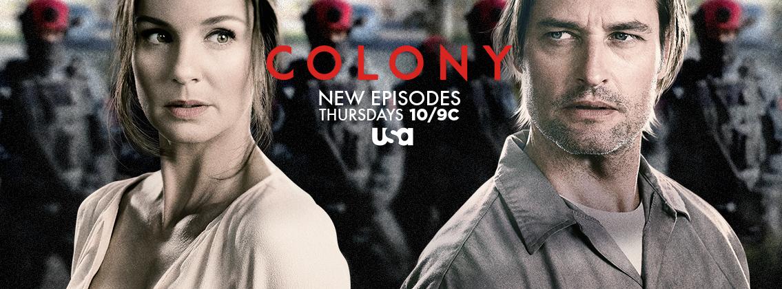 Colony episode 3