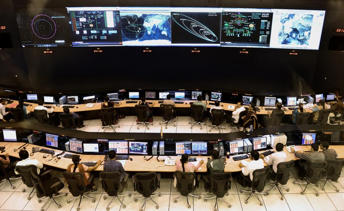 India - Mars Mission