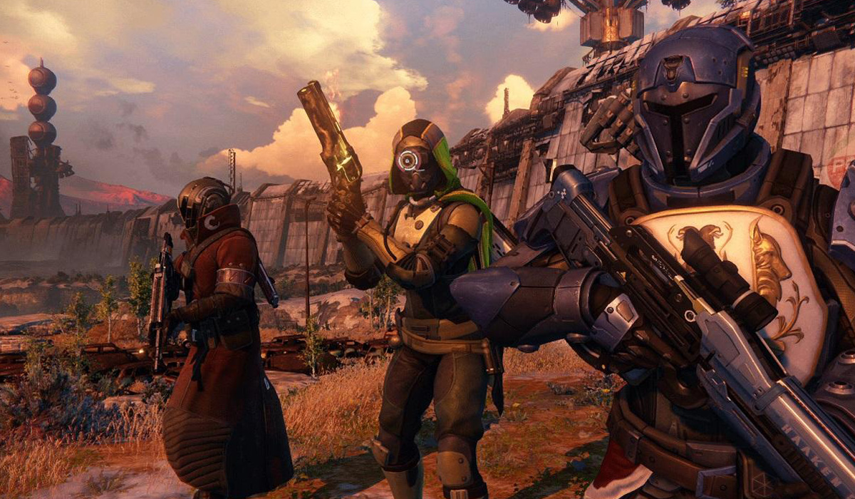 Activision: Destiny 2 coming in 2017 with major expansion planned for 2016