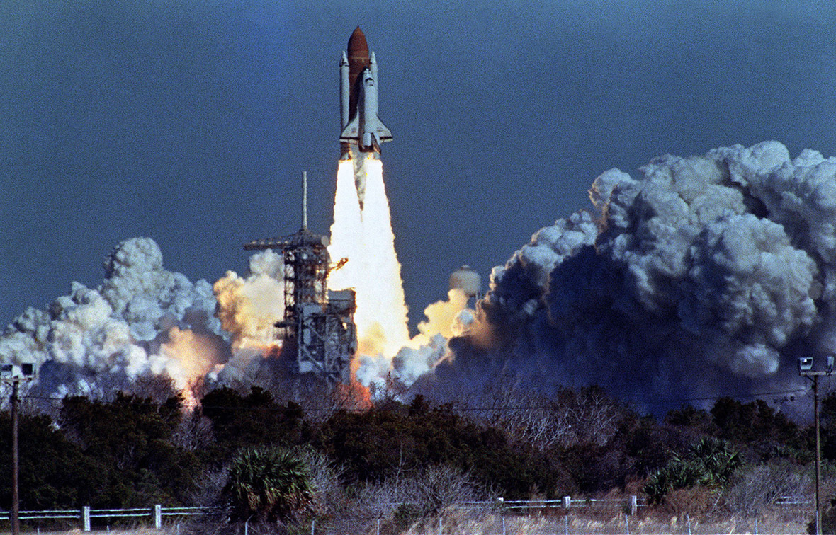 Nasa Space Shuttle Challenger disaster: Remembering the ...