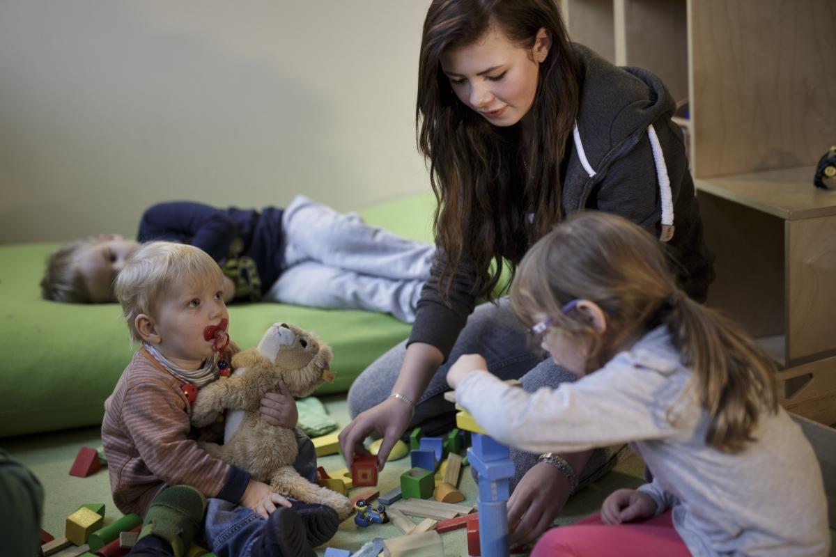 Child carers