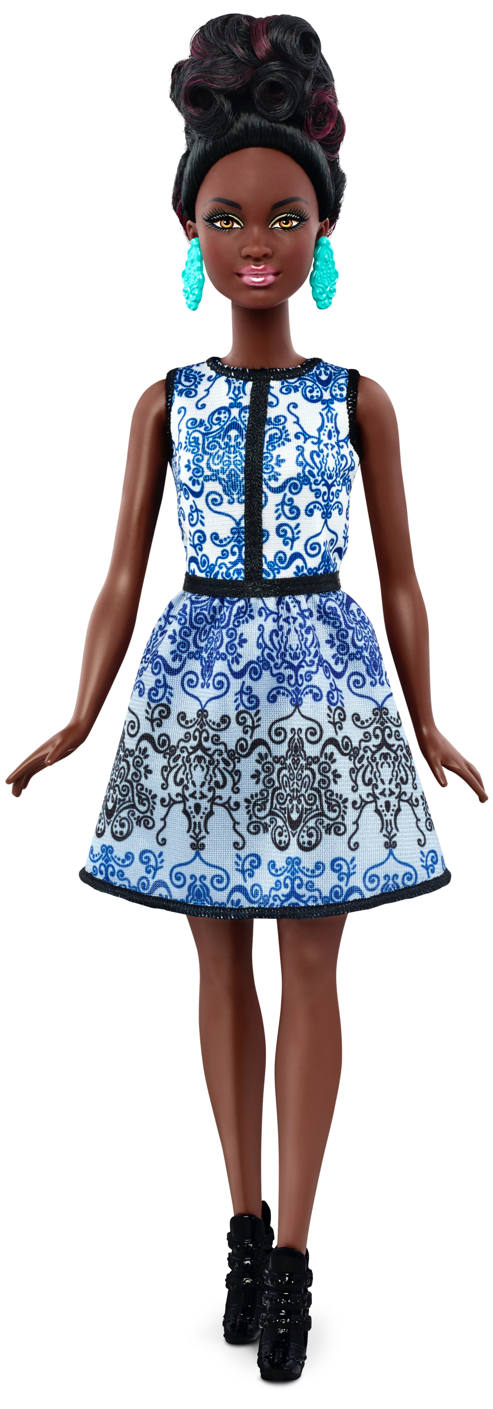 8th graduation grade dresses tumblr, Light sleeveless blue lace dress