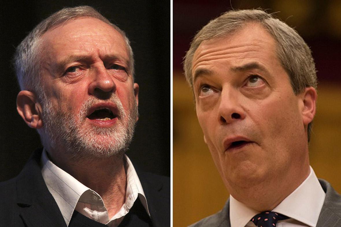 corbyn farage