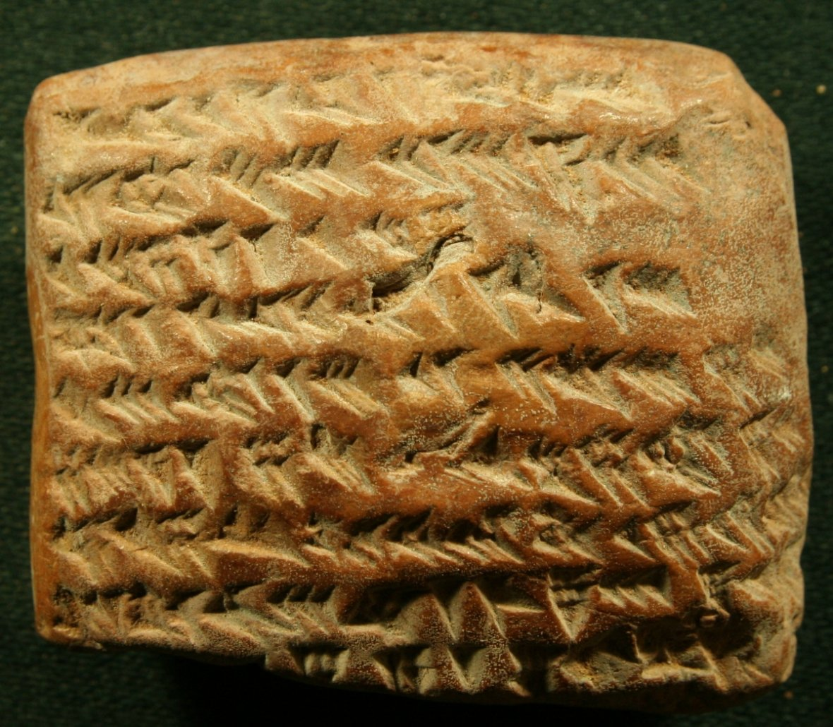Ancient tablets show babylonians tracked jupiter with geometry 1400 ancient babylonian astronomy publicscrutiny Choice Image