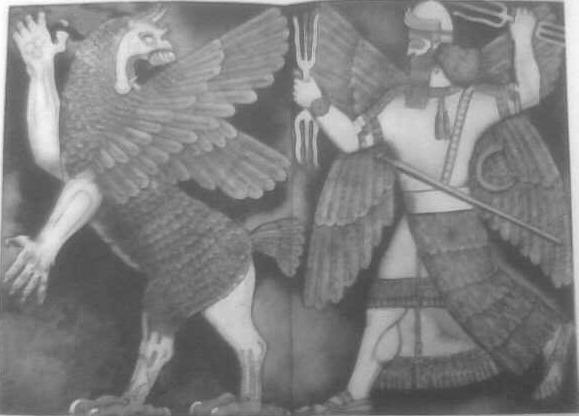 Marduk babylon god