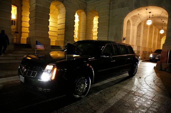US Presidential Car