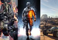 EA Battlefield Mass Effect Titanfall