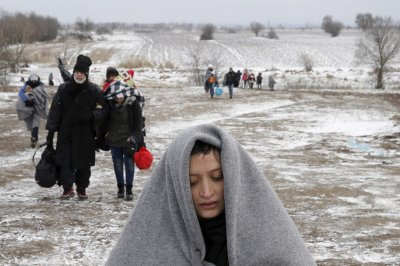 migrants weather