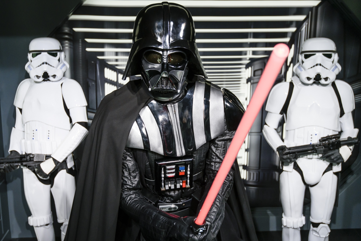 Star Wars among top films in the UK
