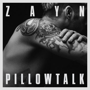 Zayn Malik Pillow Tallk