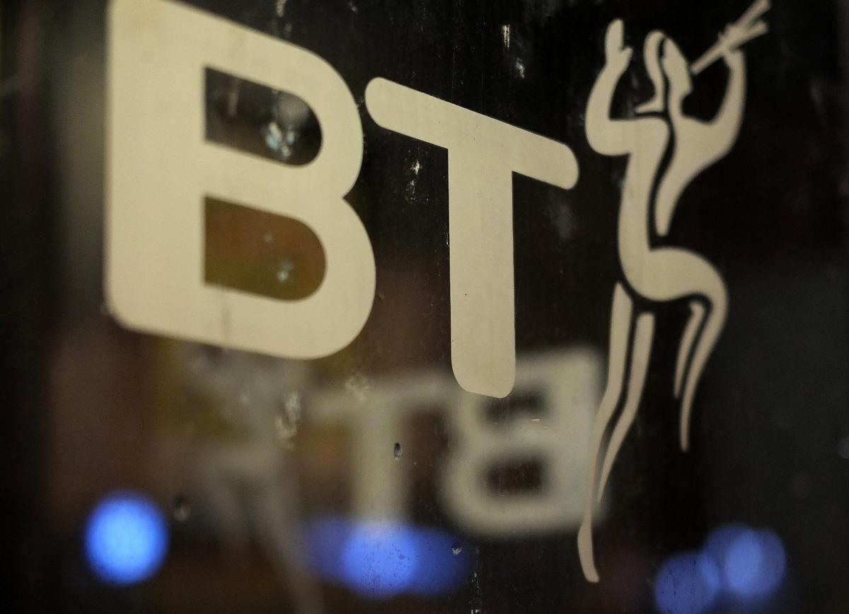 BT Openreach slow internet service