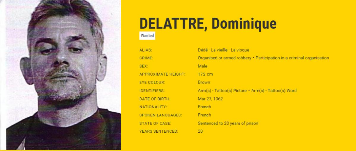 DELATTRE, Dominique