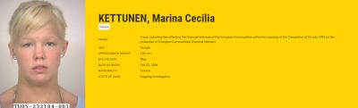Marina Cecilia Kettunen