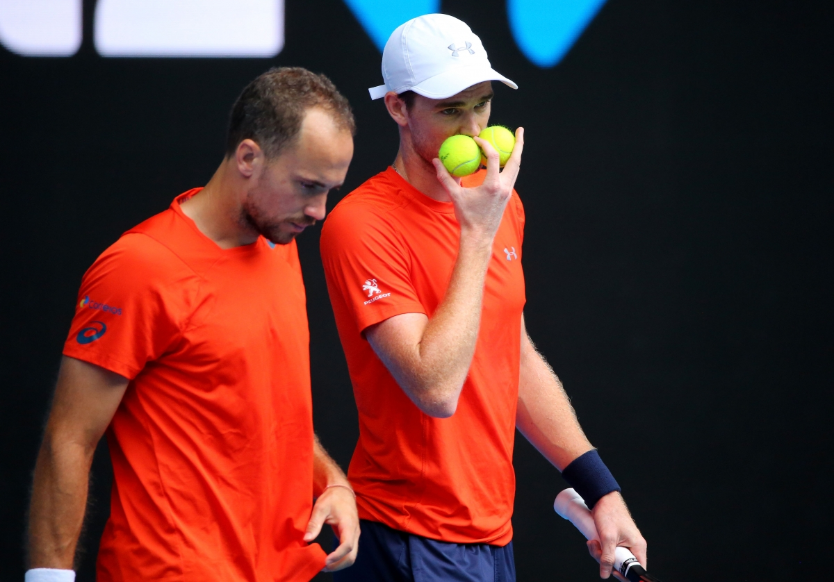Bruno Soares and Jamie Murray