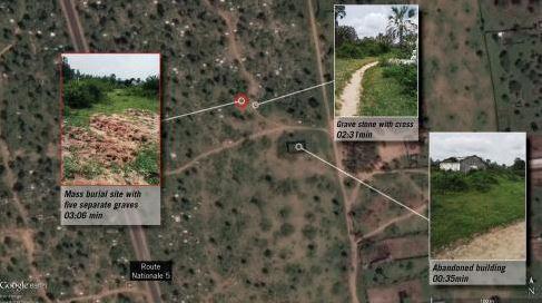 Burundi burial sites images