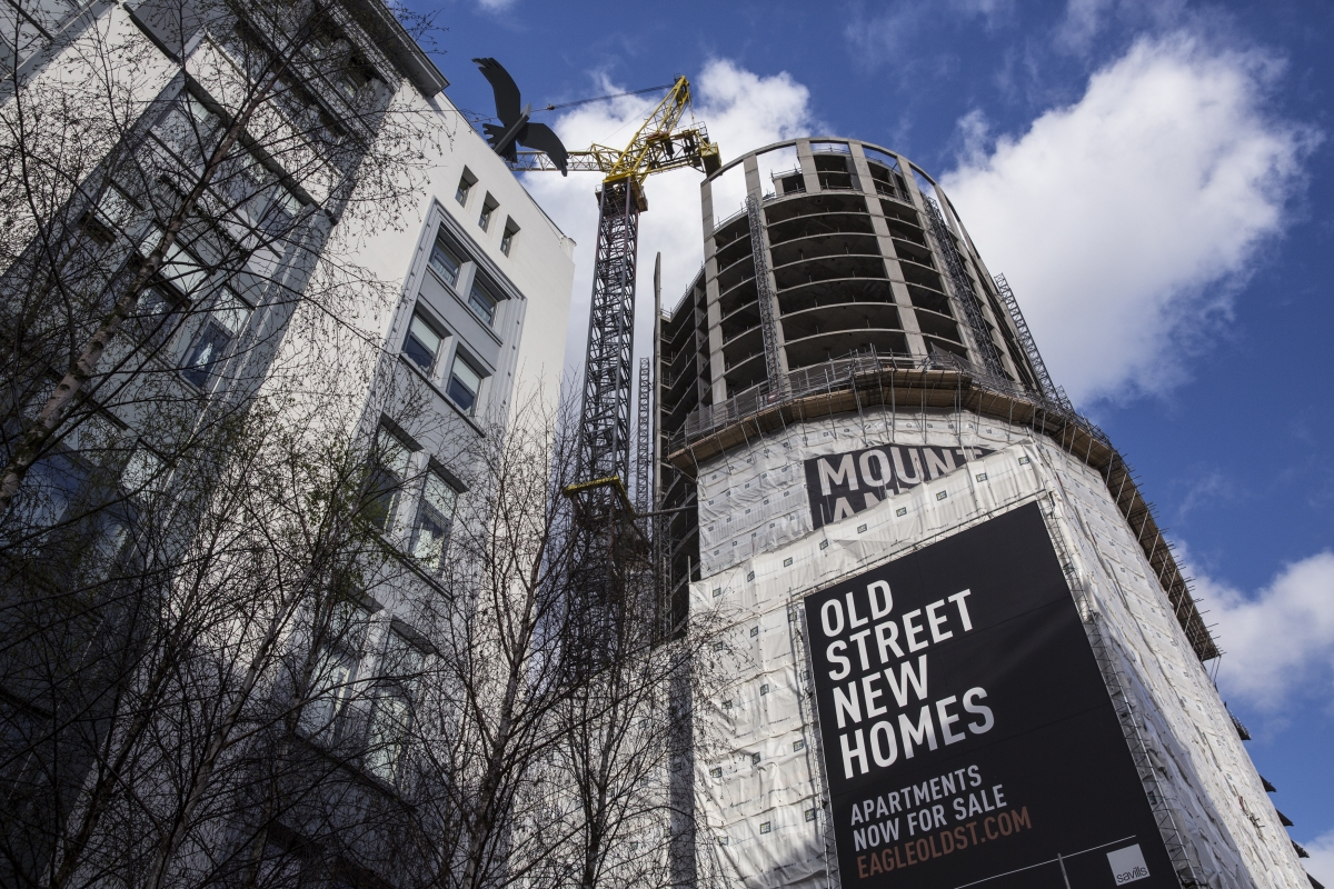 Help to Buy London housing property mortgages