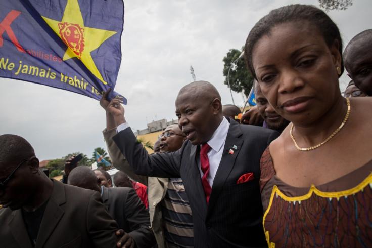 DRC opposition leader Vital Kamerhe