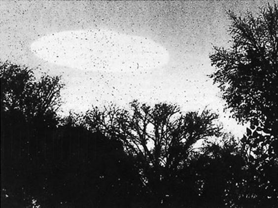 CIA releases classified X-Files of UFO sightings