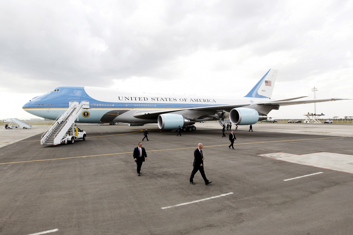 Boeing wins Air Force One contract from the U.S Pentagaon