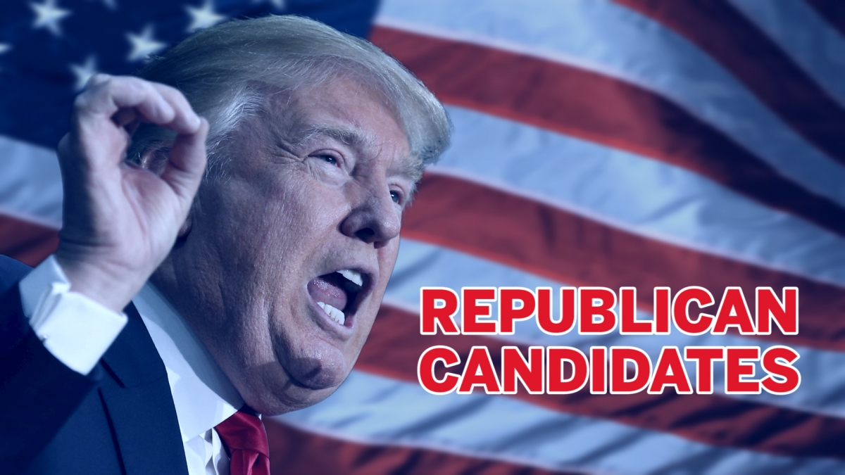 US election republican candidates