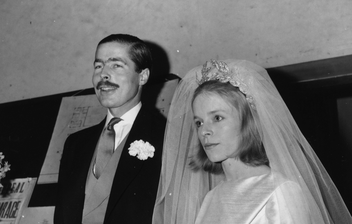 Lord Lucan marriage