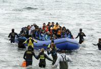 55,528 refugees made journey