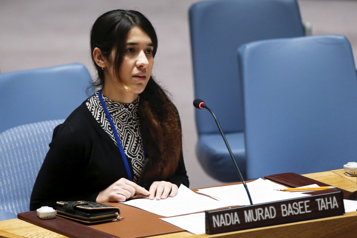 Nadia Murad Basee