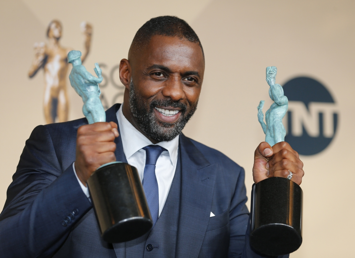Idris Elba, SAG Awards