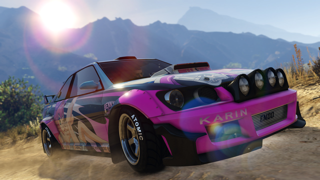 Gta Online Dlc New Sultan Rs And Banshee Vs Old Supercars