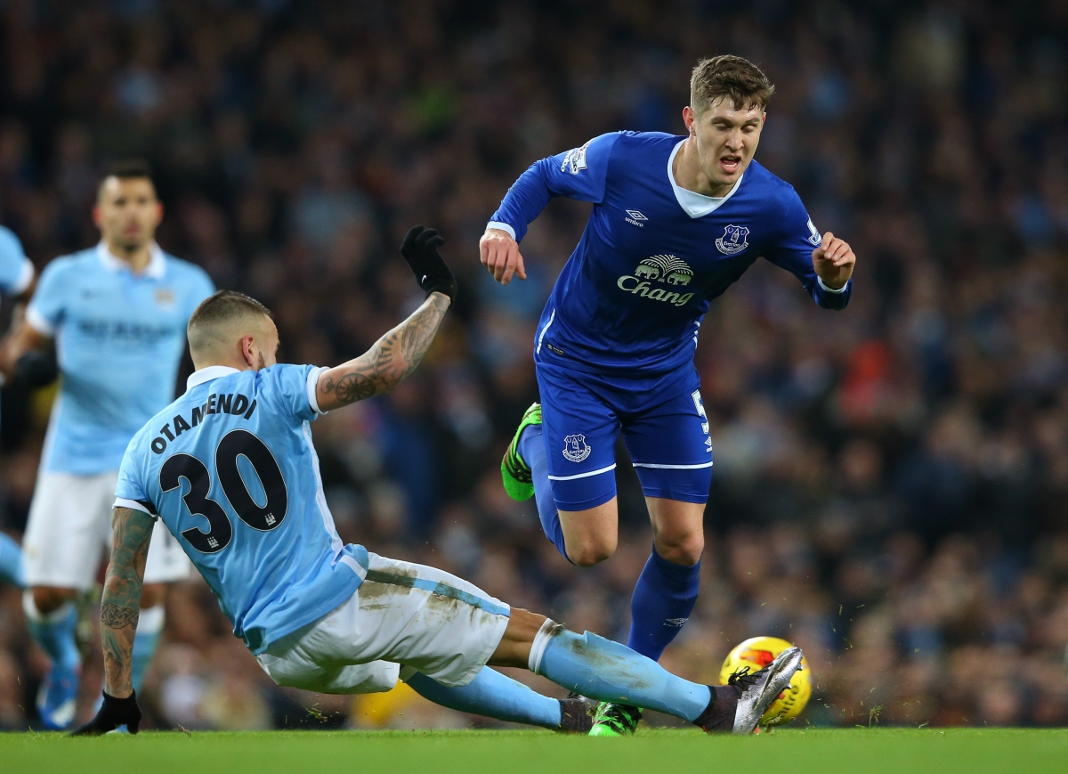 Stones set for City switch — Man City