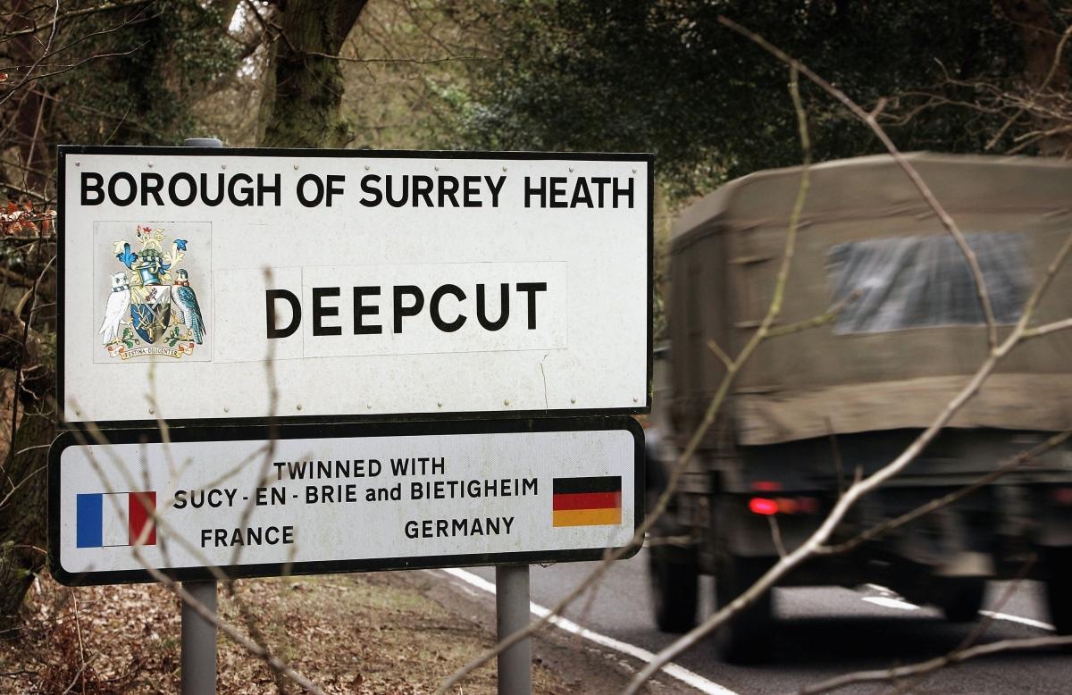 deepcut army barracks