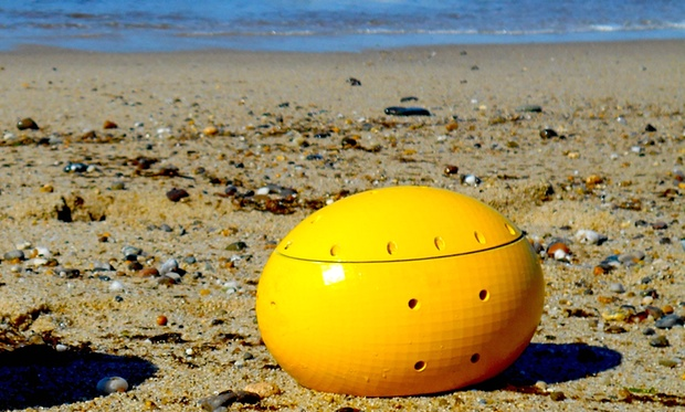 Next-gen underwater drone: Hydroswarm sea drone to sniff out drugs and mines