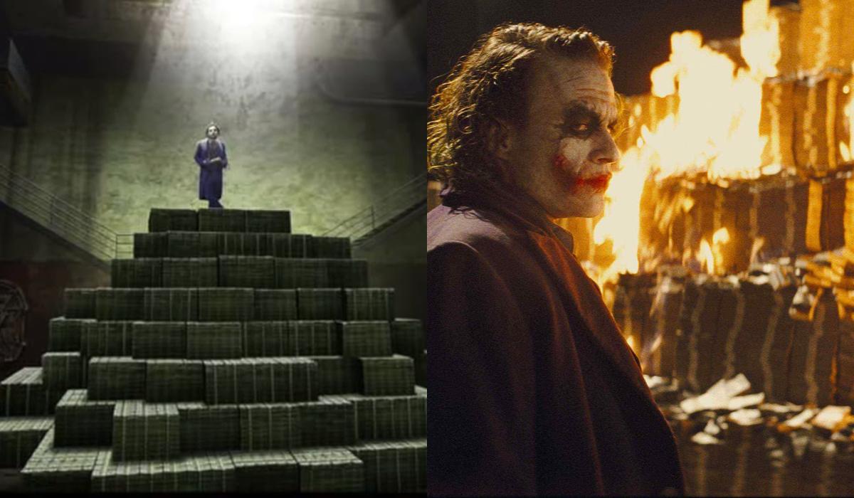 The Dark Knight Game Joker
