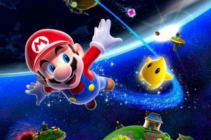 Super Mario Galaxy Wii U