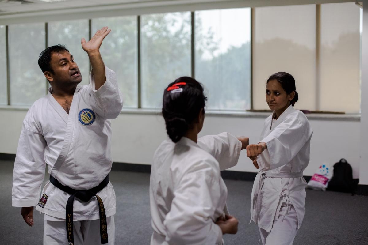 Vishal Jaiwal India martial arts