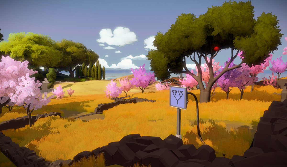 The Witness PS4 PC