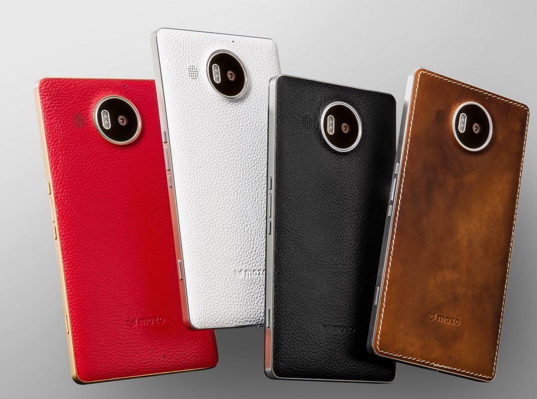 Mozo cover for Lumia 950, 950 XL