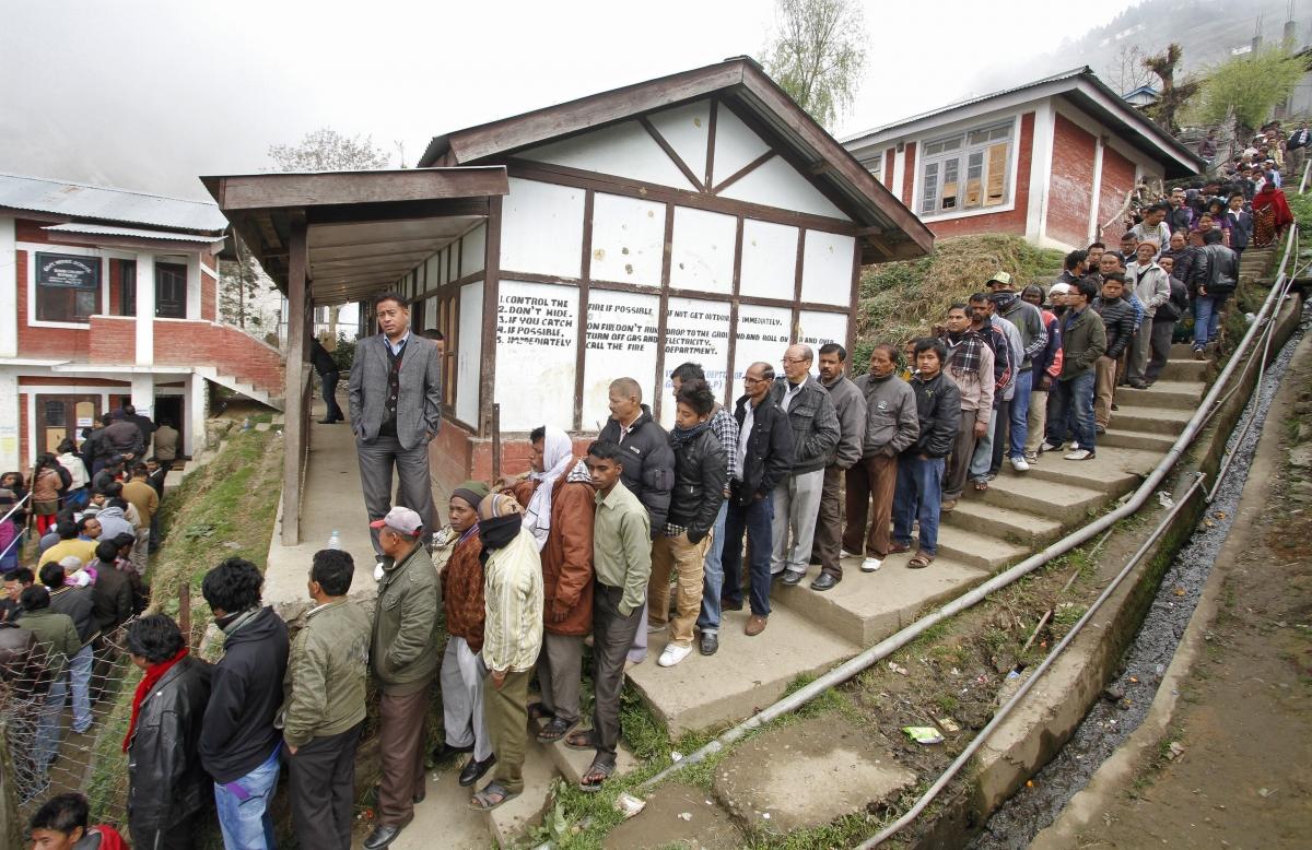 India Arunachal Pradesh president's rule