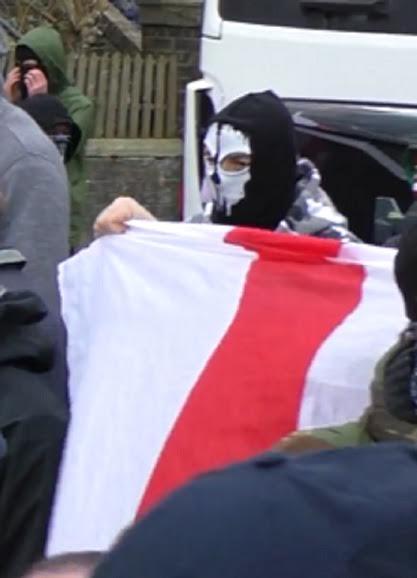 Neo Nazi in Dover
