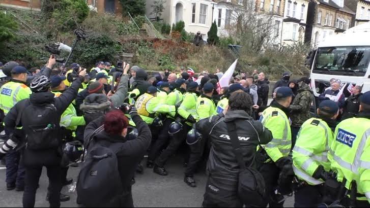 nazis in Dover