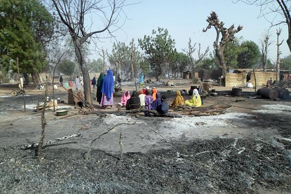 Boko haram attack Dalori village