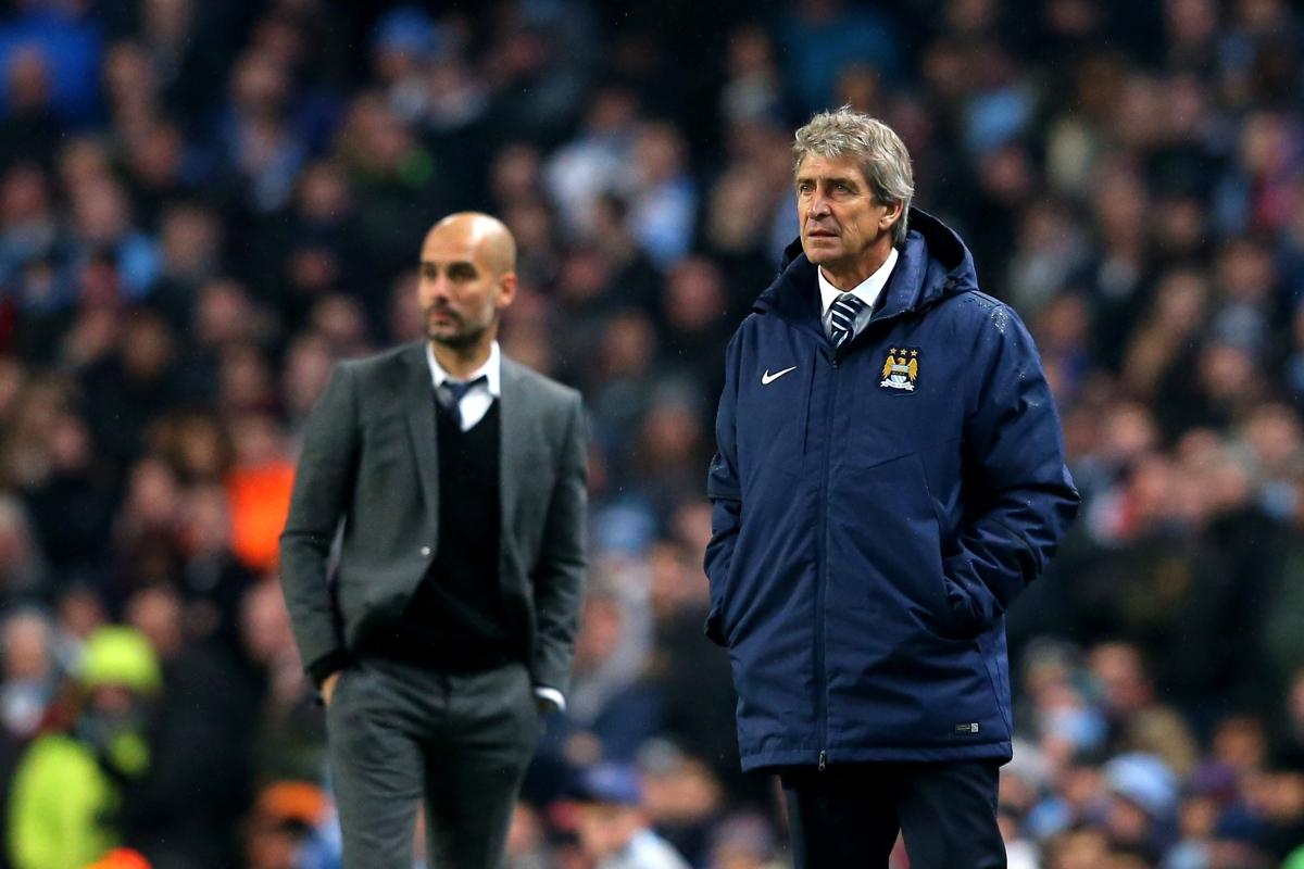Manchester City: Manuel Pellegrini says Pep Guardiola will be a success in Premier League