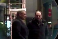 Still from the video on  Kadyrov\'s Istagrampage