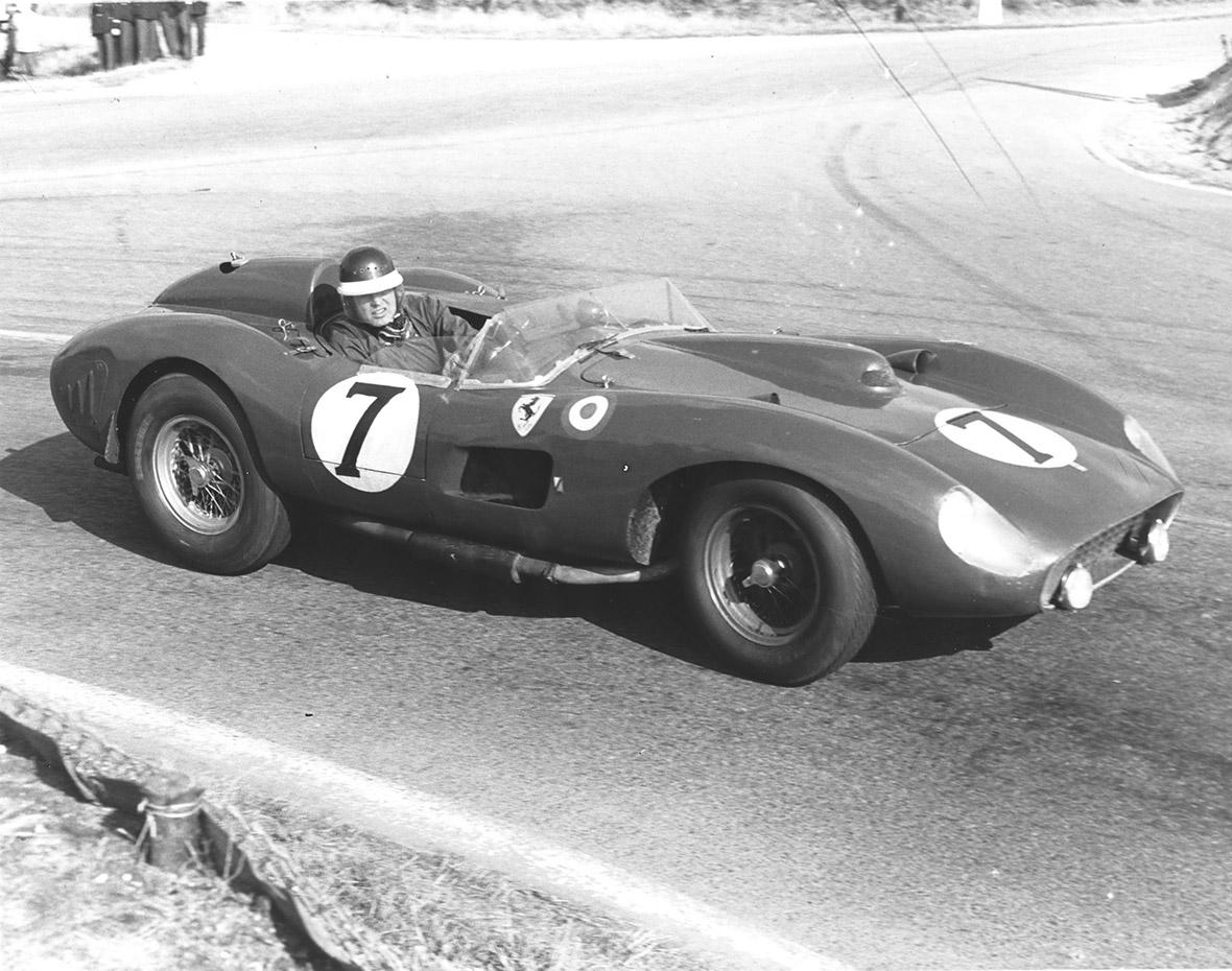 1957 Ferrari 335 S Spider Scaglietti