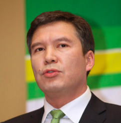 Kazakh politician