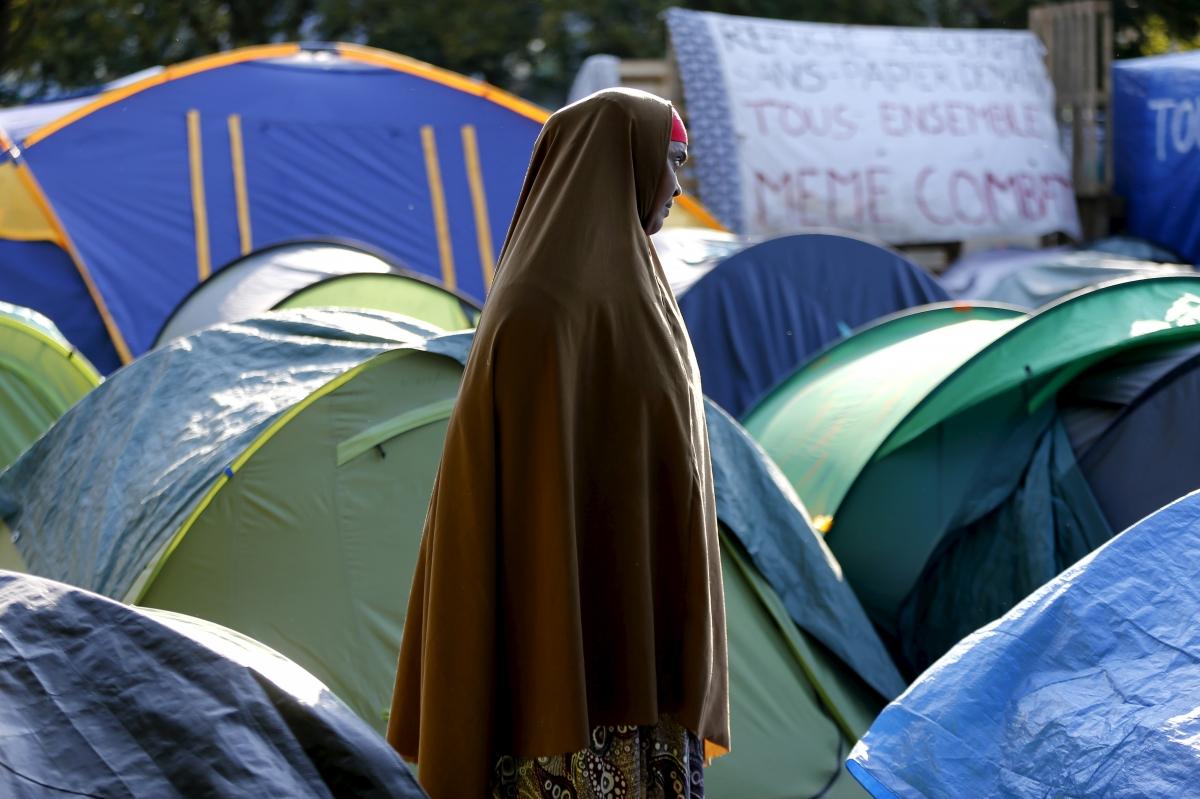 Belgium refugees