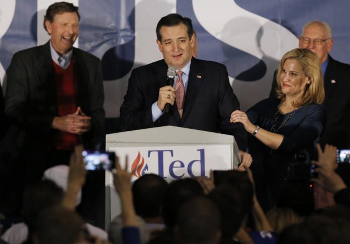Ted Cruz Iowa Caucus