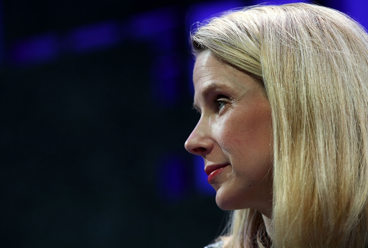 Yahoo opens up for sale